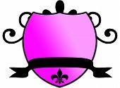 Pink Crest