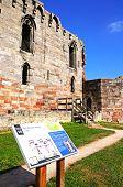 Stafford Castle.