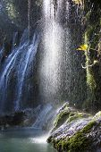 Light Waterfall