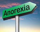 picture of anorexia  - anorexia nervosa eating disorder with under weight as symptoms needs prevention and treatment is caused by extreme dieting - JPG