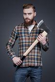 Lumberjack Style.