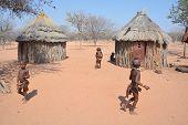 Himba house