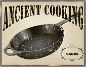Ancient Cooking Card