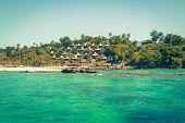 pic of koh phi-phi  - Phi Phi Island - JPG