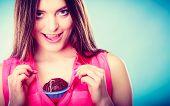 picture of brighten  - sweet food or sex for brighten moods - JPG