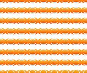 picture of oval  - Simple pattern of oval shapes and circles - JPG