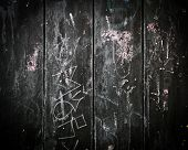 Grunge Wooden Door