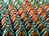 Phalanx Of Bottles