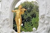 Johann Strauss; Viennese City Park, Vienna, Austria
