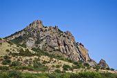 Kara-Dag mountains