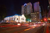 The Opera At Ho Chi Minh City, Vietnam