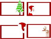 picture of rudolf  - Greeting cards - JPG
