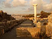 Greek Archeological Site