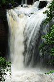Waterfall In Khao Yai National Park, Thailand