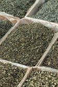 Assortment Of Green Tea