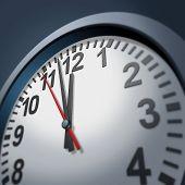 Urgency Clock Symbol