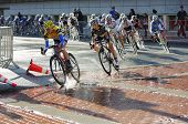 Kristin Armstrong Leads At Saint Paul Criterium