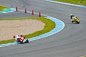 Bradl And Corsi Pilots Of Moto2 In The Motogp