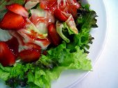 Strawberry Salad Dessert