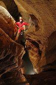 Höhle explorer
