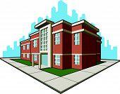 Edifício da escola