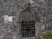 Historic Church Entrance