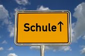 German Road Sign School