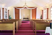 Wedding Chapel Interior - Horizontal