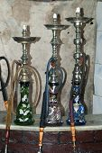 Arab waterpipes