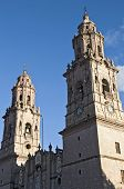Church In Morelia, Mexico