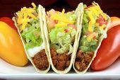 Mexican Crunchy Taco