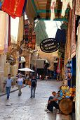 East Jerusalem Street Market(Israel)