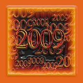 2009 Orange