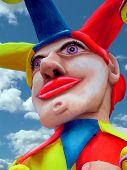 Carnival Joker Float 01