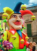 Carnival Joker Float 02