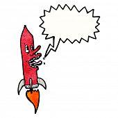 cartoon missile