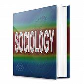 Sociology Concept.