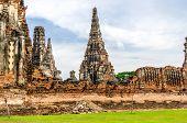 Wat Chaiwatthanaram Temple