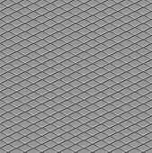 Metallic Diamond Flooring Seamless Background