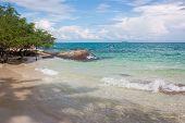 Sang Thian Beach, Samet Island, Thailand