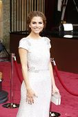 LOS ANGELES - MAR 2:: Maria Menounos  at the 86th Annual Academy Awards at Hollywood & Highland Cent