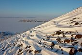 stock photo of chukotka  - Arctic Chukotka - JPG