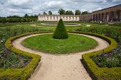 Le Grand Trianon In The Park Of Versailles Palace,france