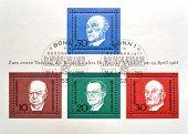 Dr Konrad Adenauer block