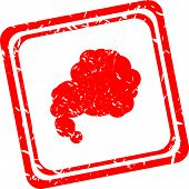 Red Cloud Signs, Web Symbols And Icons