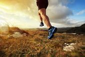 picture of jogger  - Outdoor cross - JPG