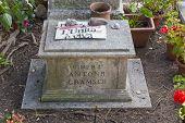 The Tomb Of Antonio Gramsci