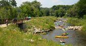 Argo Cascades In Ann Arbor, Mi