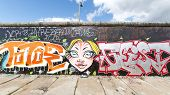 East Side Gallery Graffiti