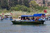 Boat Tour In Dalyan